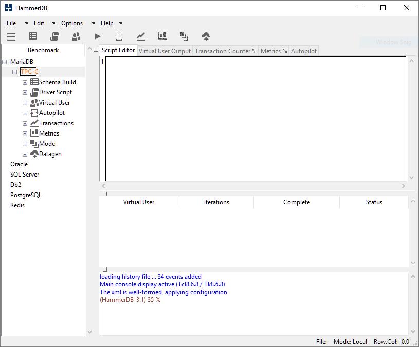 HammerDB Blog – Page 2 – Making Database Performance Open Source